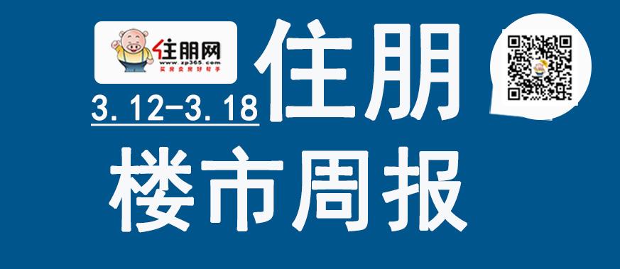"""一周楼市(3.12-3.18):多盘推新迎""""金三"""" 滨江府府系管家见面会荣耀启幕"""