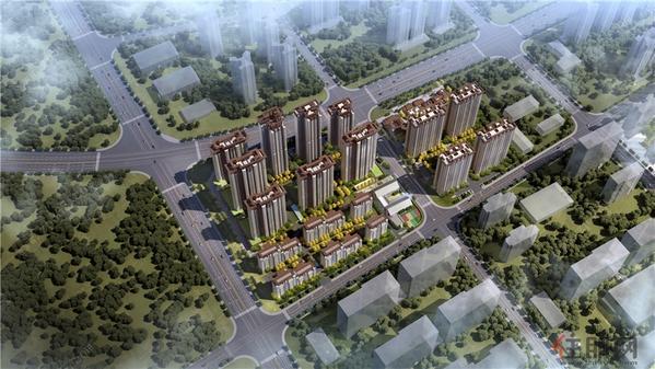 蓝光·雍锦澜湾