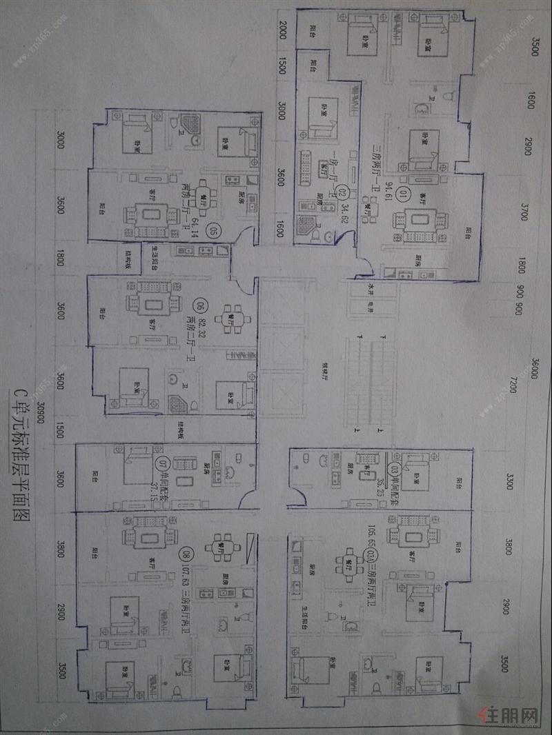德跃dds509电能表接线图